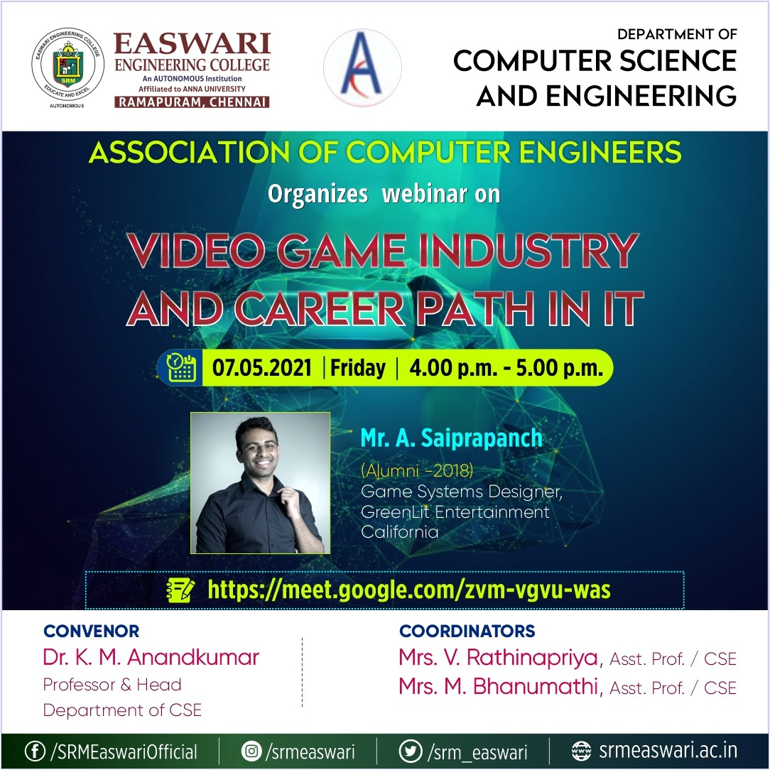 Video Game Industry And Career Path In It