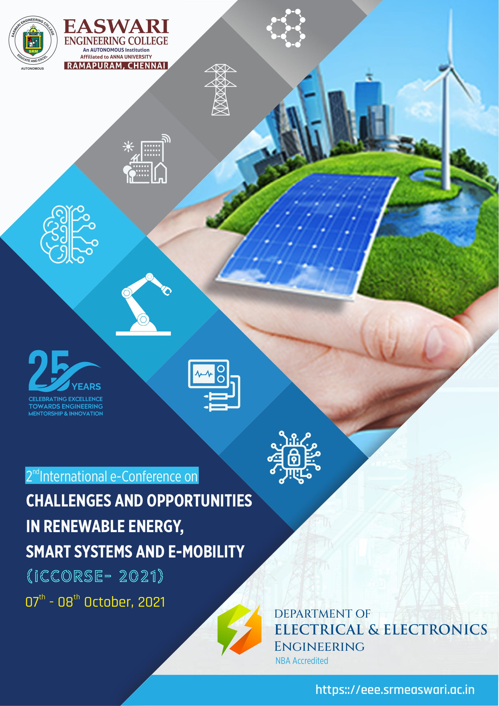 2nd International e-conference on (ICCORSE-2021)