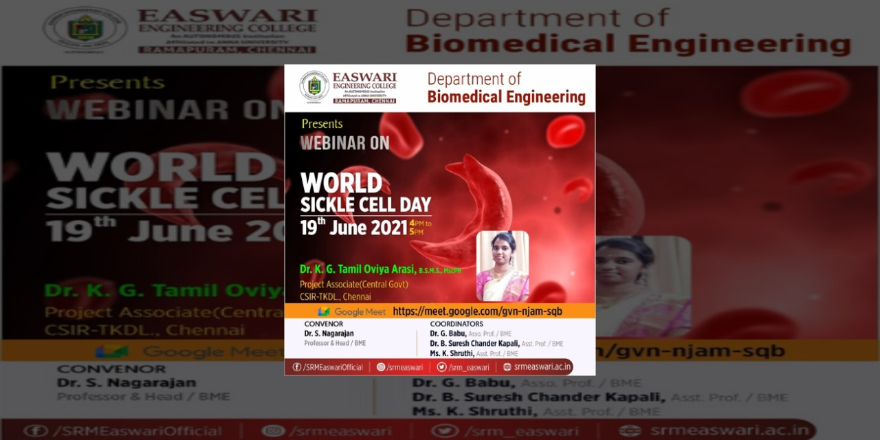 World Sickle Cell day